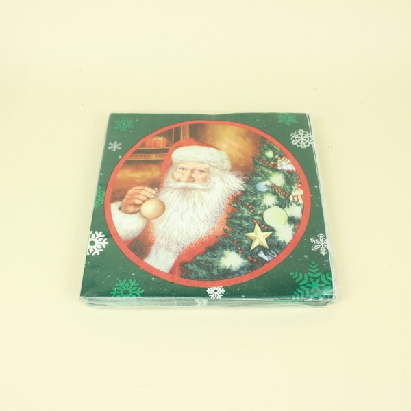 Guardanapo Floco Noel Natal