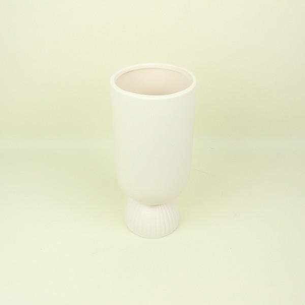 Vaso em Cerâmica Taça G