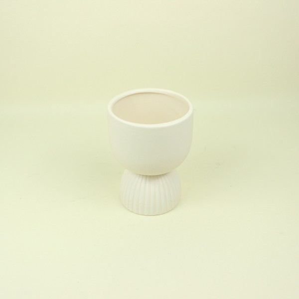 Vaso em Cerâmica Taça P