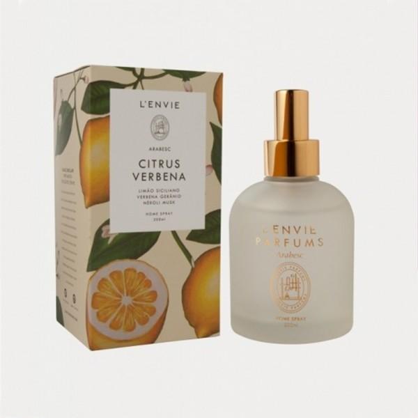 Home Spray Citrus Verbena 200ml