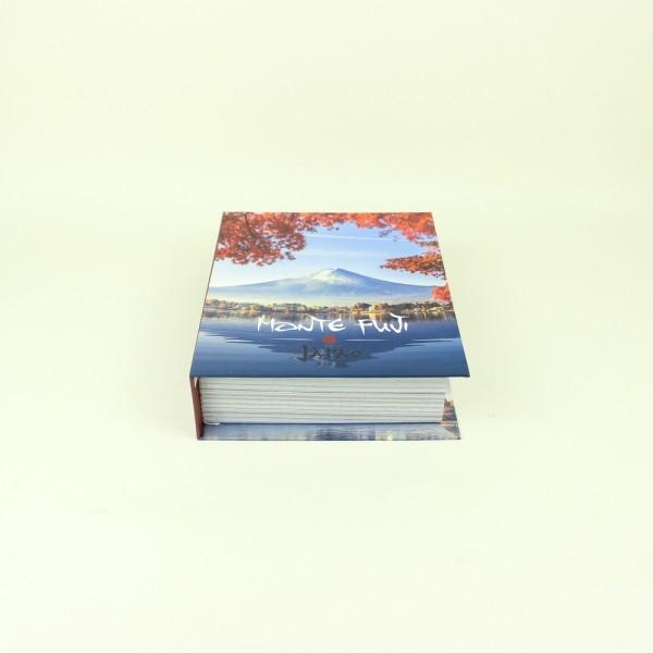 Caixa Livro Japão Monte Fuji