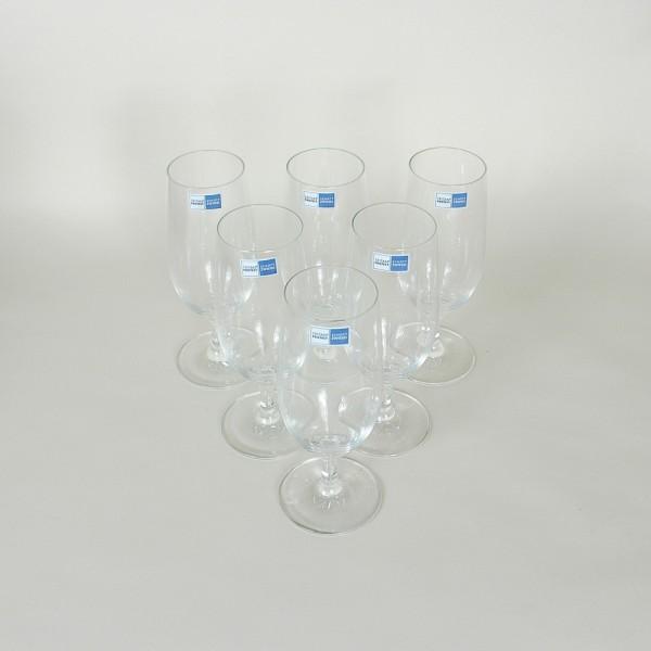 Jogo de 6 Taças de Cristal para Cerveja Clássico 370ml Schott