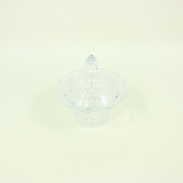 Potiche Decorativa de Cristal Starry