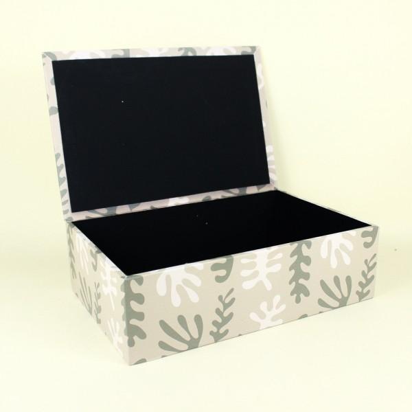 Caixa Decorativa Coral Rose G