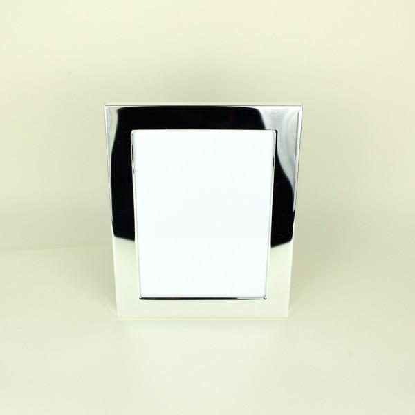 Porta Retrato em Metal Espelhado 15x20