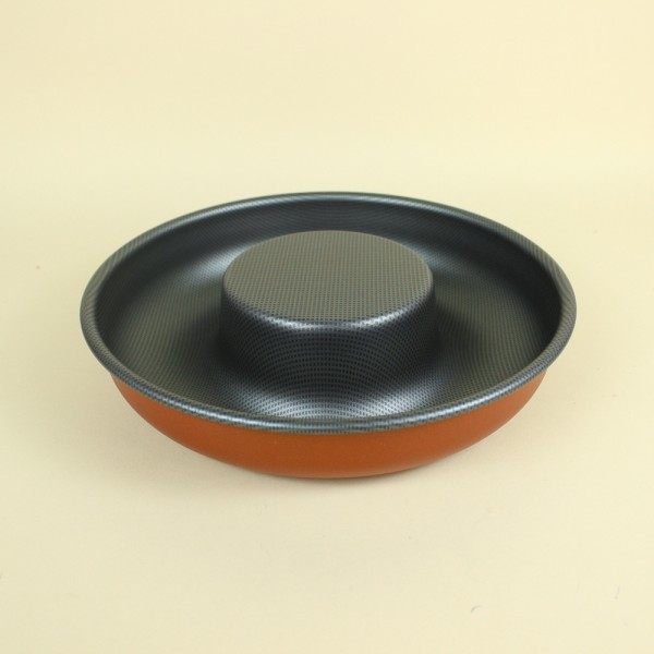 Forma de Alumínio Redonda 24cm