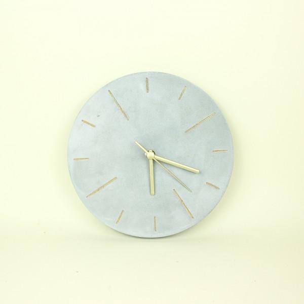 Relógio de Parede Cimento