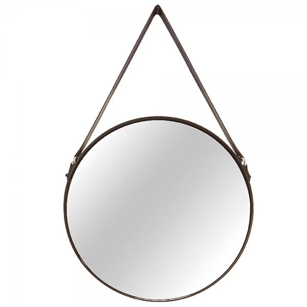 Espelho Preto em Metal P
