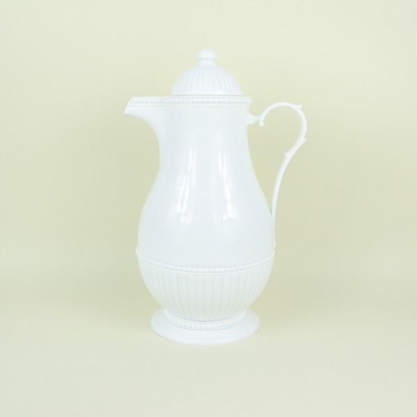 Garrafa Térmica Vintage Branca 1l