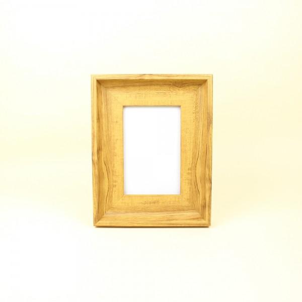 Porta Retrato Madeira Clara 10x15cm