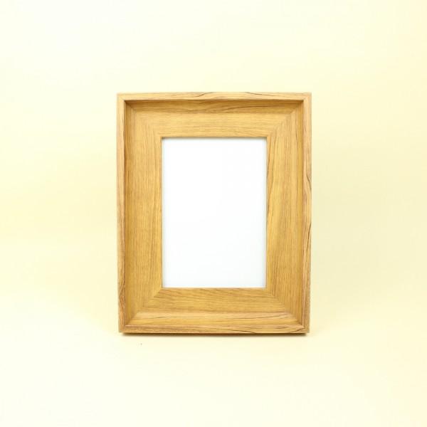 Porta Retrato Madeira Clara 13x18cm