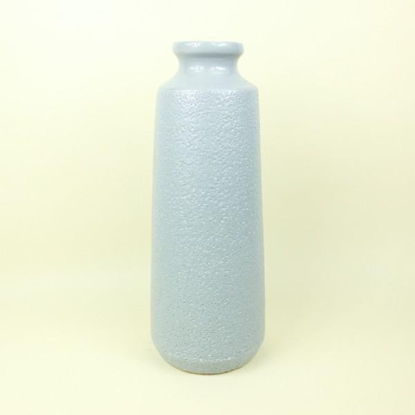 Vaso Cerâmica Cinza Claro M