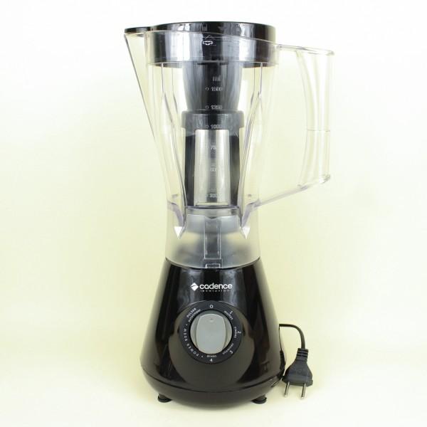 Liquidificador Cadence com Filtro Evolution 127V 800W