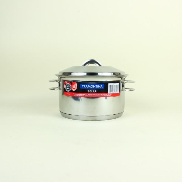 Caçarola Aço Inox Solar 16cm