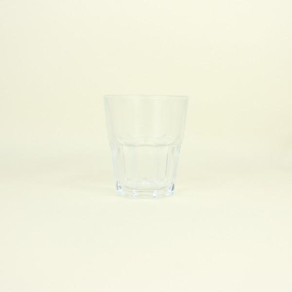 Jogo de 6 Copos de Vidro Transparente