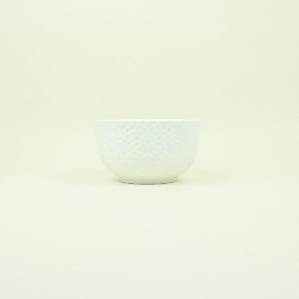 Bowl de Porcelana New Bone Garden Branco