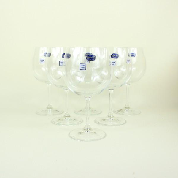 Taça de Cristal para Gin Bohemia 600ml